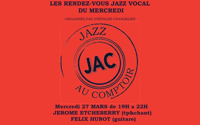 Jazz Au Comptoir Vocal! - Photo : Stephane Chandelier