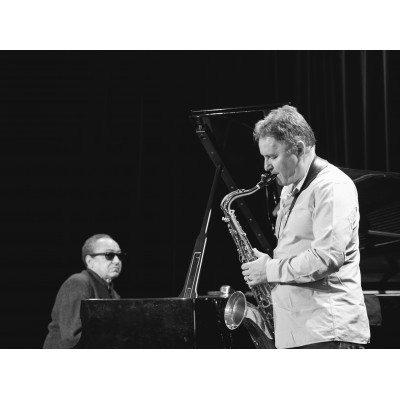 Sylvain Beuf & Alain Jean-Marie Duo « Tea for Two and Two for Tales »