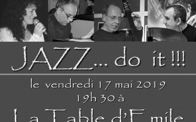 Jazz...do it - jazz quartet