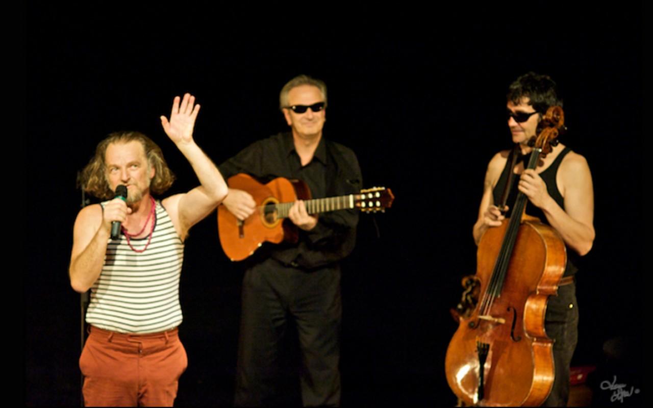 Philippe Dormoy chante Boby Lapointe