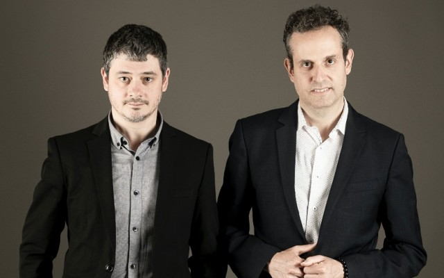 "Dmitry BAEVSKY & Jeb PATTON - Pour la sortie de l'album ""We Two"" chez Jazz & People"