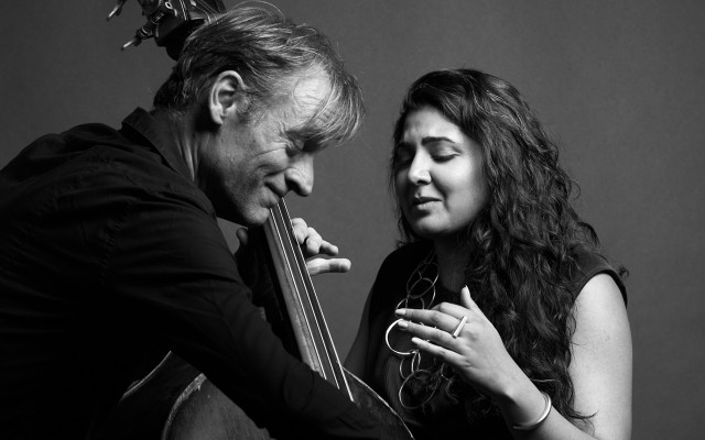 François MOUTIN & Kavita SHAH « Interplay » Duo - Festival Jazz sur Seine 2018