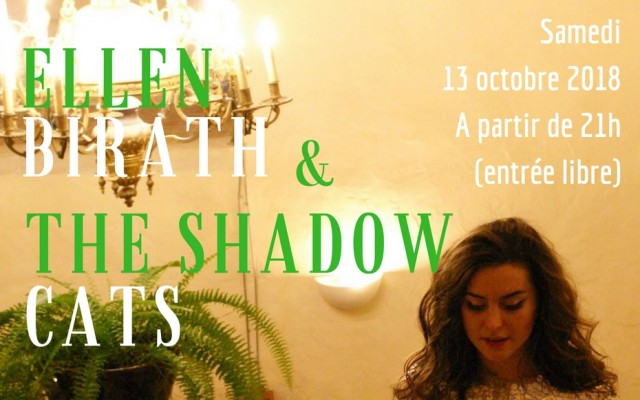 Jazz Sur Seine | Ellen Birath & The Shadow Cats