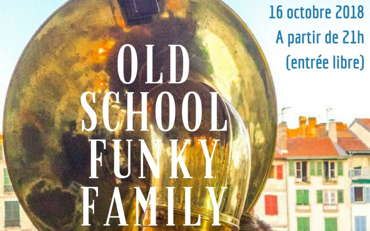 Jazz sur Seine | Old School Funky Family