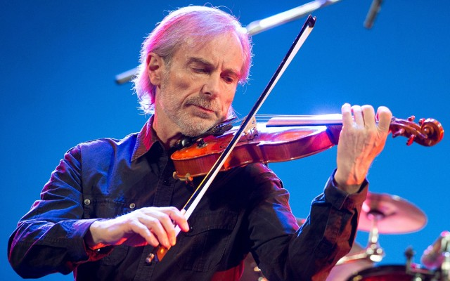 Jean-Luc Ponty : Atlantic years