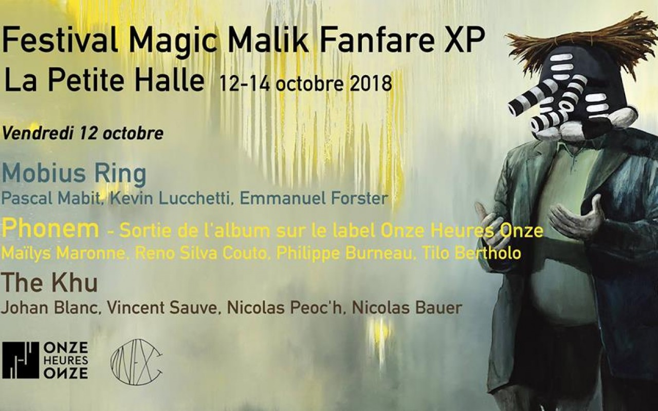 Festival Magic Malik Fanfare Xp J1