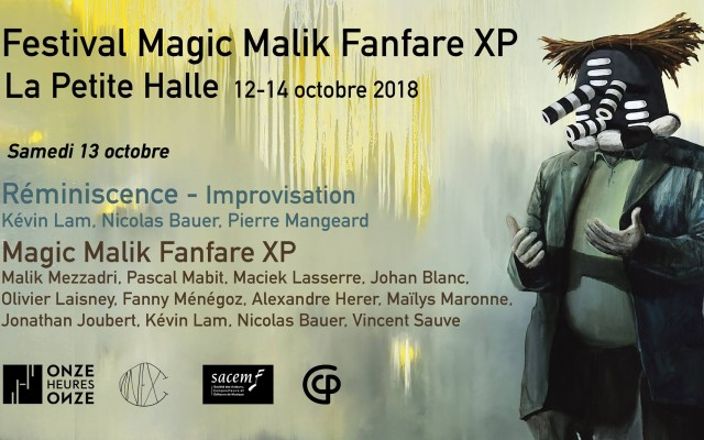 Festival Magic Malik Fanfare XP J2