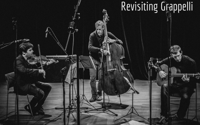 Mathias Levy Trio, Revisiting Grappelli