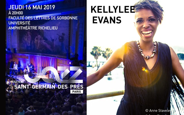 Kellylee Evans - The return of vocal jazz's grande dame - Photo : Anne Staveley