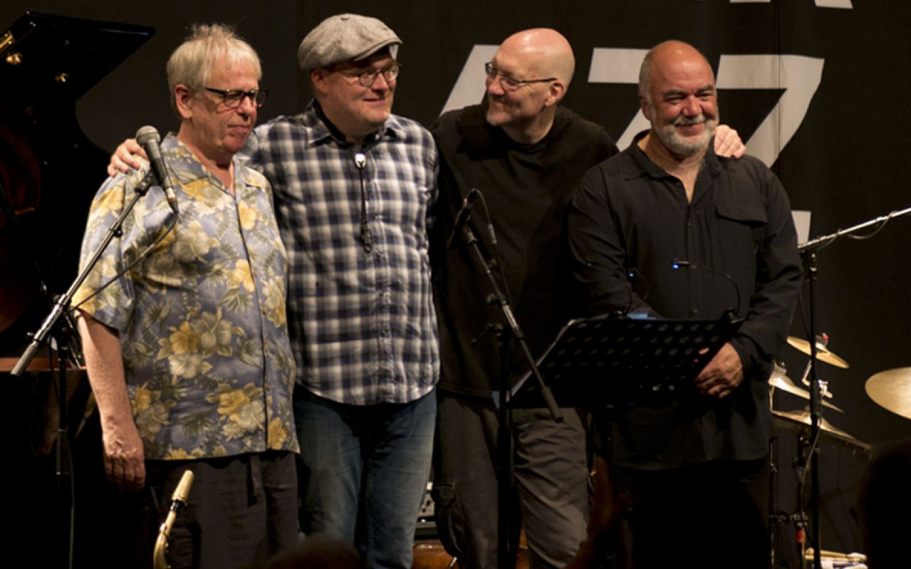 The Art Of The Quartet - featuring Kenny Werner, Peter Erskine, Benjamin Koppel & Scott Colley - Photo : DR