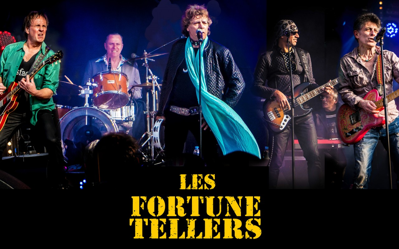 The Fortune Tellers - Tribute Rolling Stone