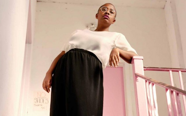 Cécile Mclorin Salvant - Photo : Cécile Mclorin Salvantm - @Mark Fitton