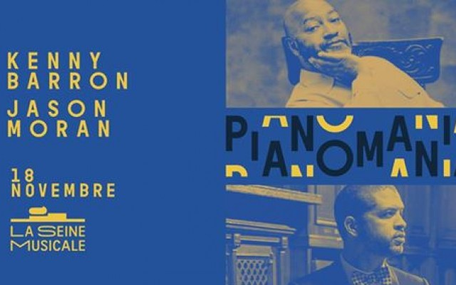 Jason Moran Trio et Kenny Barron - Festival Pianomania