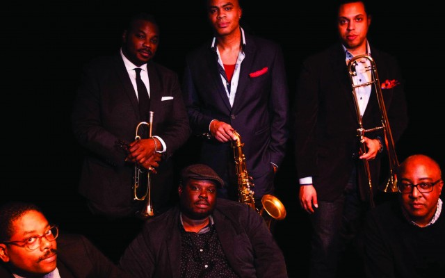 Black Art Jazz Collective - Jeremy PELT – Wayne ESCOFFERY – James BURTON – Xavier DAVIS – Jonathan BLAKE – Corcoran HOLT