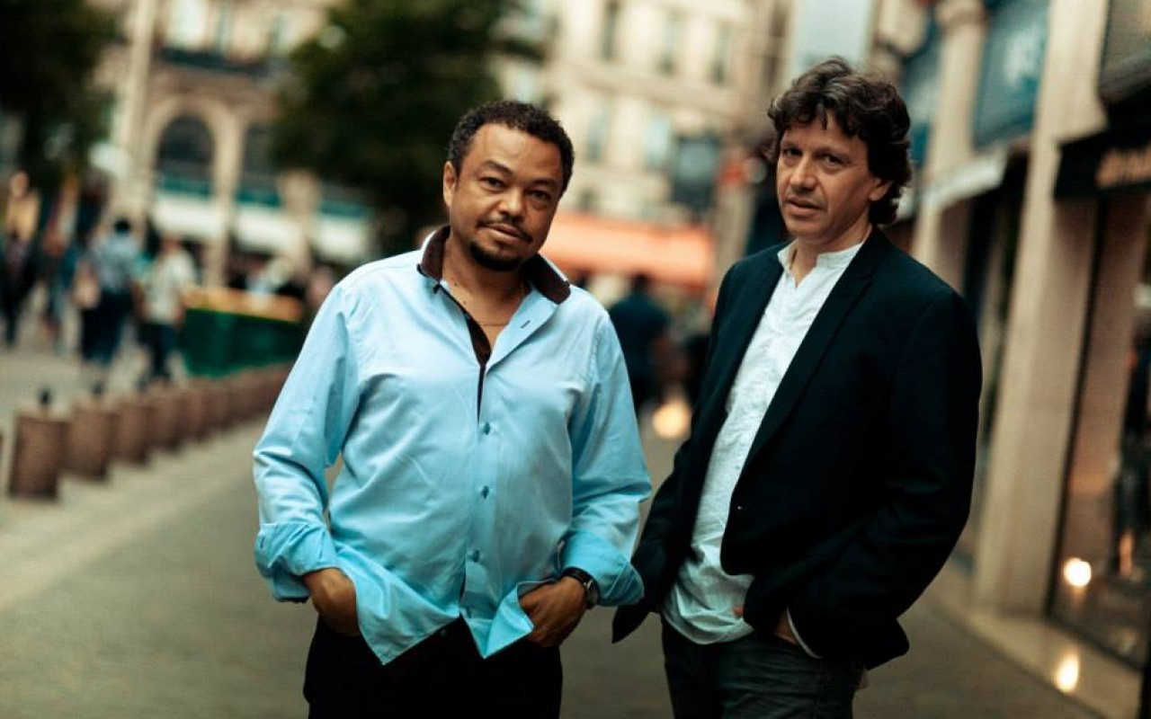 Mario Canonge & Michel Zenino DUO JAZZ - #JazzLegend  #14   #FestivalJazzSurSeine2019 - Photo : DR