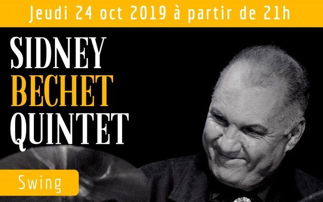 Sidney Bechet 5tet - Festival Jazz sur Seine 2019 - Photo : Pallages