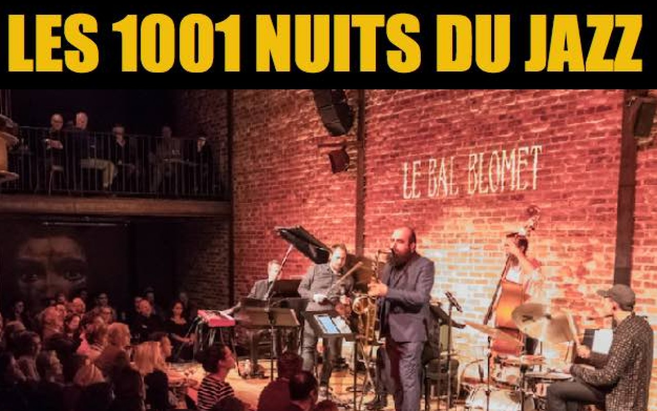 Les 1001 Nuits Du Jazz ***COMPLET*** - JAZZ IN HOLLYWOOD, de Stan GETZ à Clint EASTWOOD