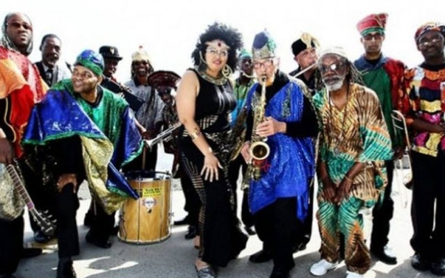 The Sun Râ Arkestra - Marshall Allen's 95th Birthday Celebration Tour