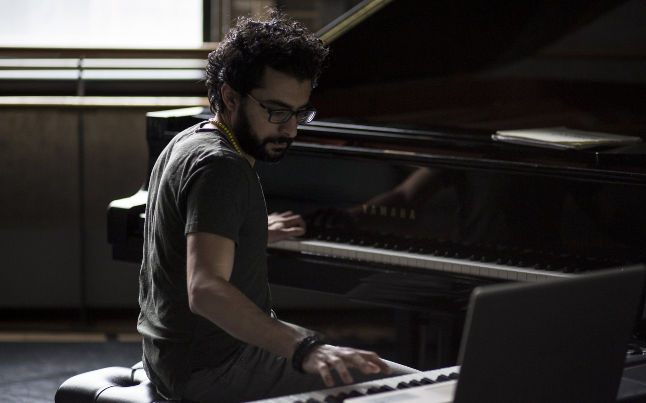 Tarek Yamani Trio Afro-Arabic Jazz Conceptions | Saturday September, 28th  2019 - 9:30 PM @ Duc des Lombards | Concert | Paris Jazz Club