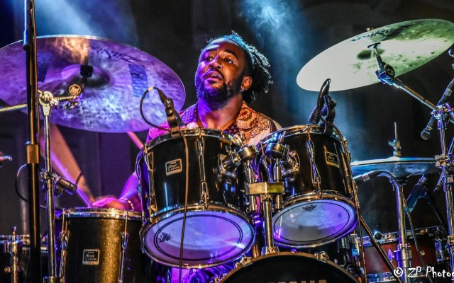JAM SESSION DHARIL ESSO drums invites... - #PlaceAuxJeunes   #FestivalJazzSurSeine2019 - Photo : DR