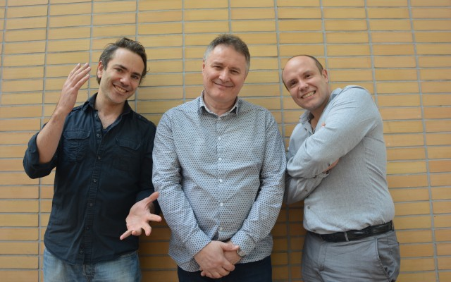 Sylvain Beuf « Power Trio » - Photo : DR