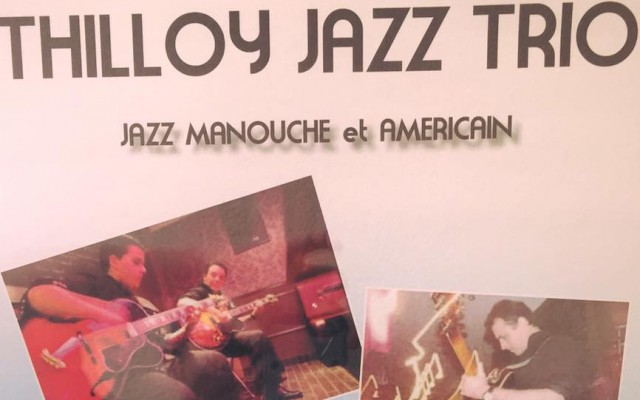 Thilloy Jazz Trio
