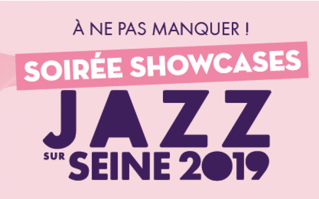 "Soirée Showcases JAZZ SUR SEINE 2019 at KLUB - 8pm : LEILA MARTIAL ""WARM CANTO"", 9pm : ELLINOA ""OPHELIA INVITE MATHIAS LEVY, 10pm : BAKOS"