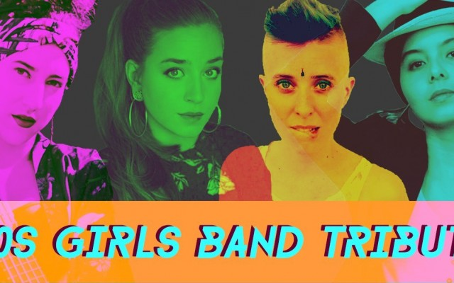 Live and Jam, Girls band 90's, Nov 20th - Jam Soul