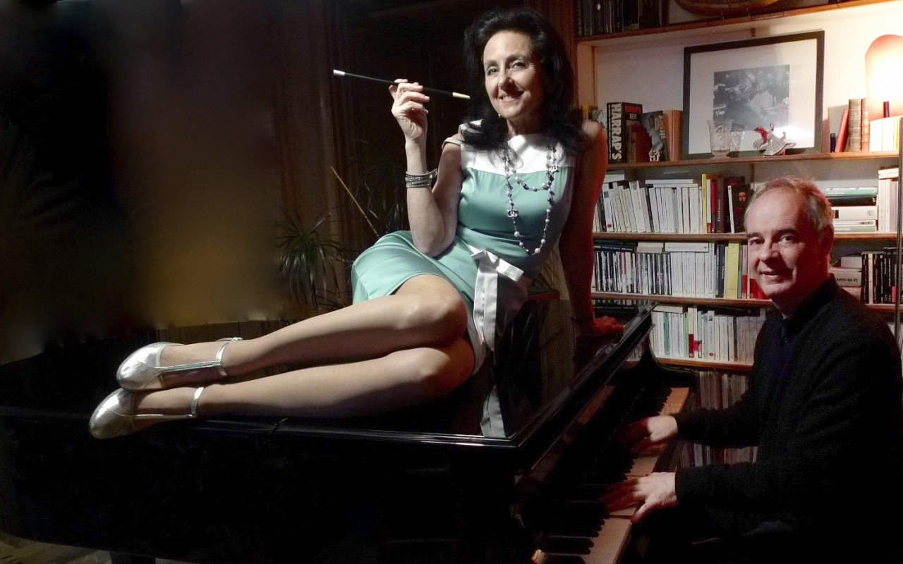 Pauline Atlan & Louis Mazetier Quartet Fats Waller