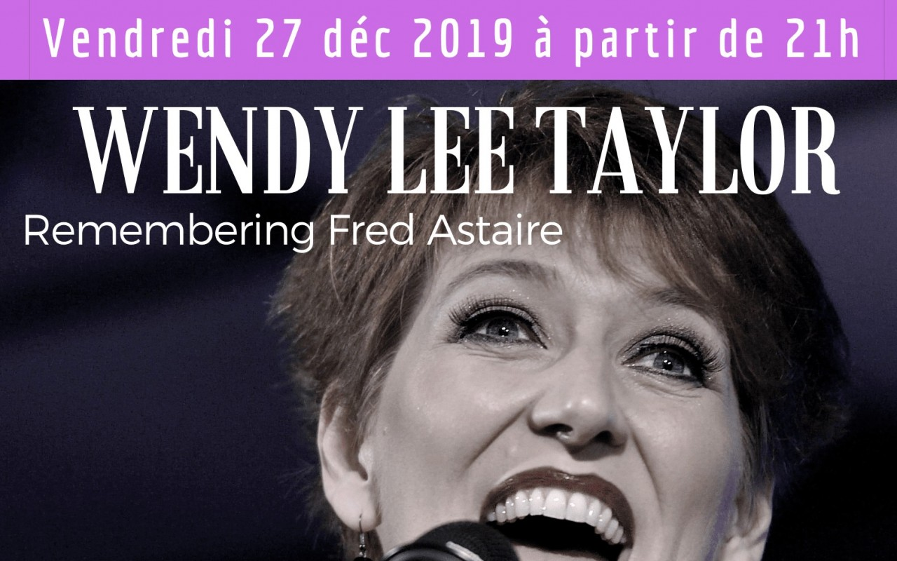 Wendy Lee Taylor, Remembering Fred Astaire