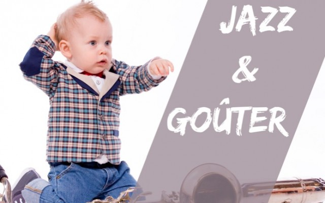 JAZZ & GOÛTER fête les Comptines - With Pierre-Yves PLAT