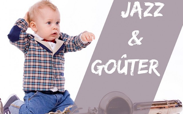 JAZZ & GOÛTER celebrates blues - with Matthieu BORÉ