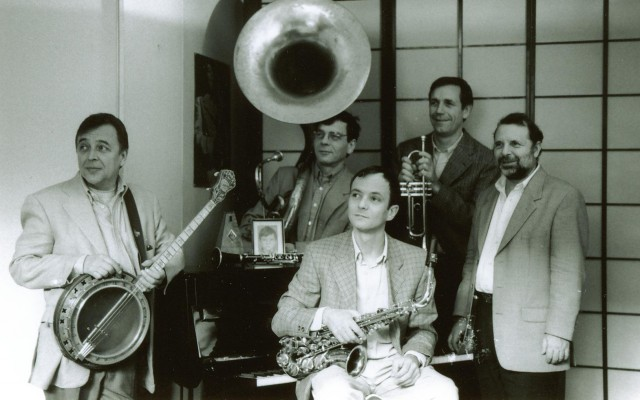 LE CYRIL JAZZ BAND