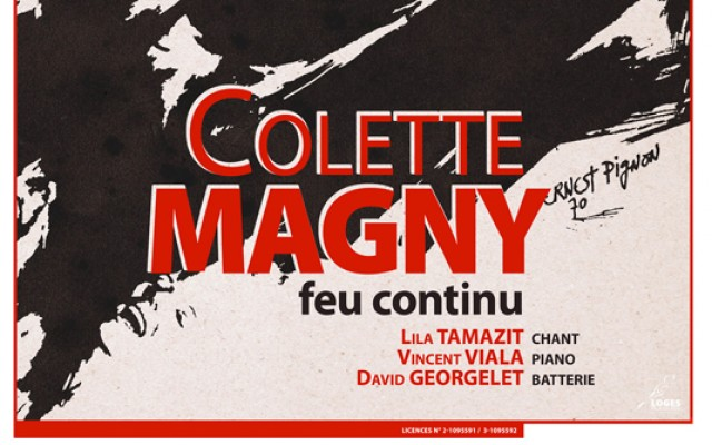 Colette Magny