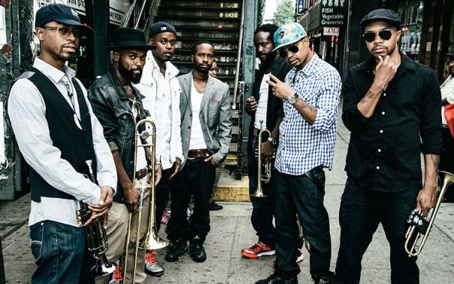 "Hypnotic Brass Ensemble - Nouvel album : ""Book of Sound"""