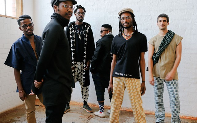 "Shabaka & The Ancestors - Nouvel album : ""We Are Sent Here By History"""