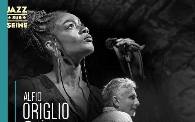 "Célia KAMENI & Alfio ORIGLIO ""Secret Places"""