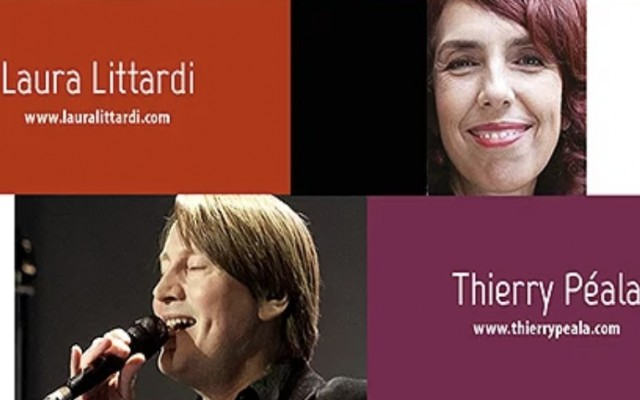Ateliers Vocal EdyVoice avec Laura LITTARDI & Thie