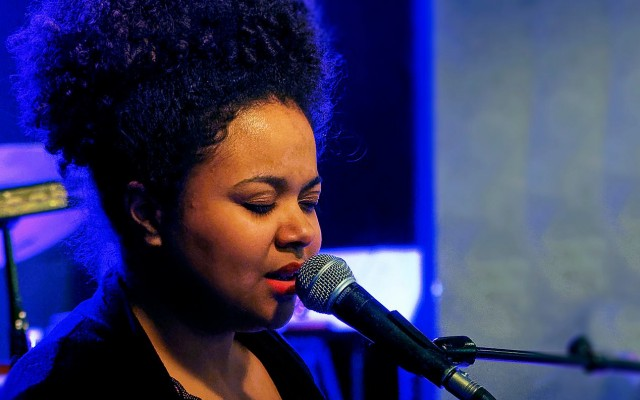 CLELYA ABRAHAM - #JazzDeDemain - Photo : DR