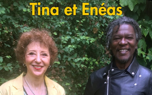 Tina and Enéas - Brazilian music Djavan, Joao Bosco, and a few others