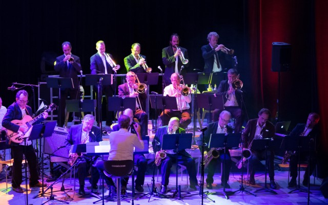 Antony jazz Big Band Goes Funky! - Photo : Patrick Plas