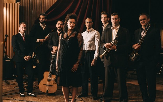 THE HOT SUGAR BAND - « ELEANORA » – THE EARLY YEARS OF BILLIE HOLIDAY feat. NICOLLE ROCHELLE