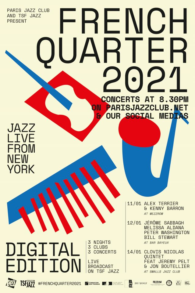 French Quarter, Jazz Live from NYC 2021 - Digital Edition