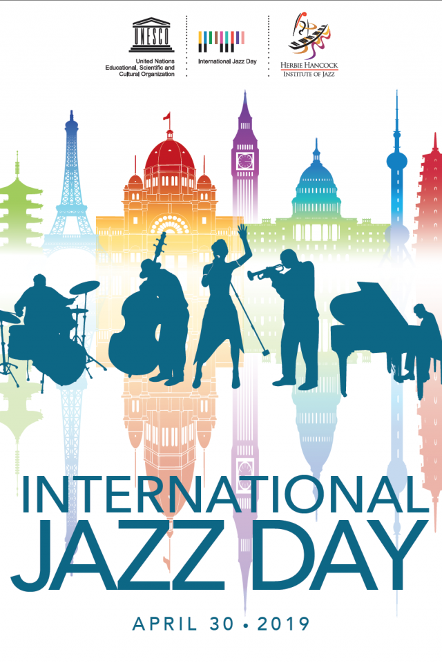Journée Internationale du Jazz à Paris 2019