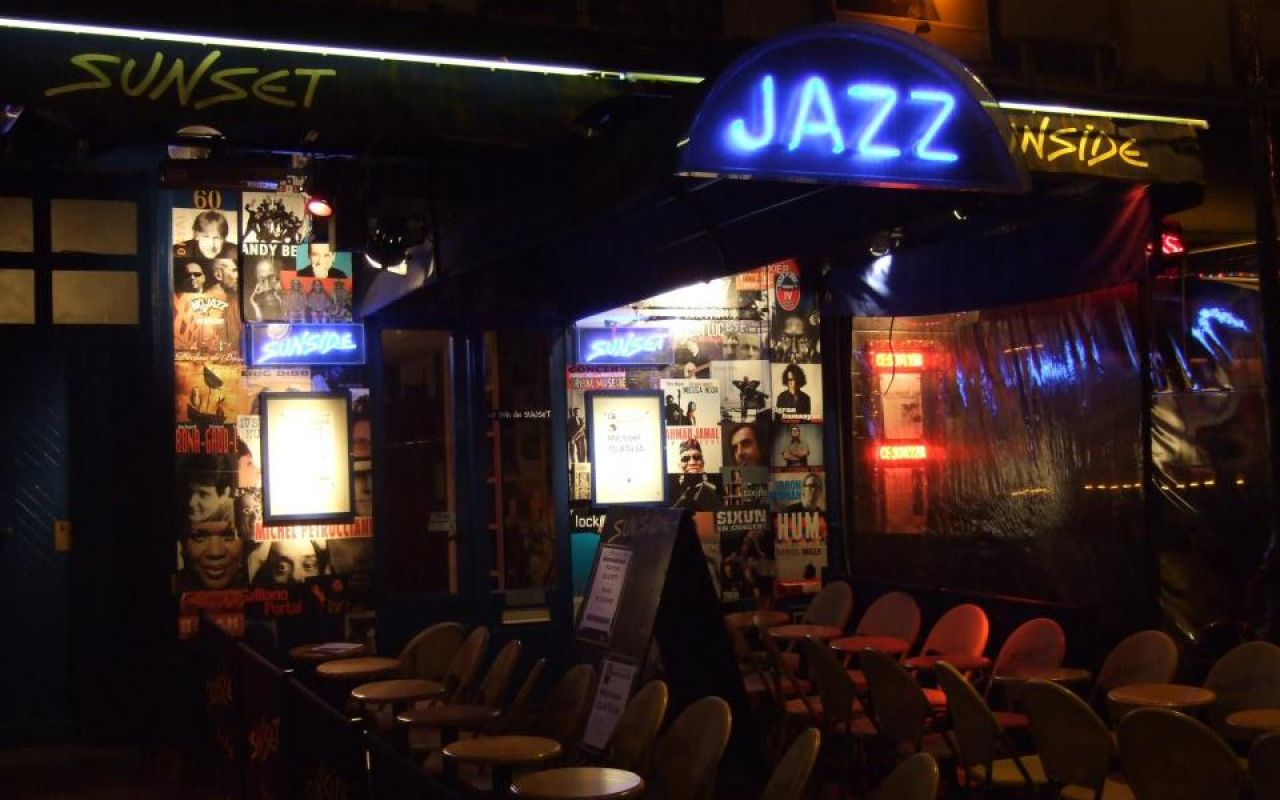 club de jazz paris
