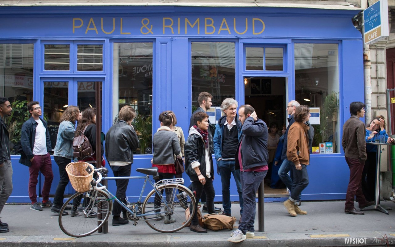 Paul et Rimbaud 2