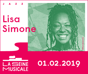 Lisa Simone, Seine Musicale, Jazz, Chanteuse, pop, Soul