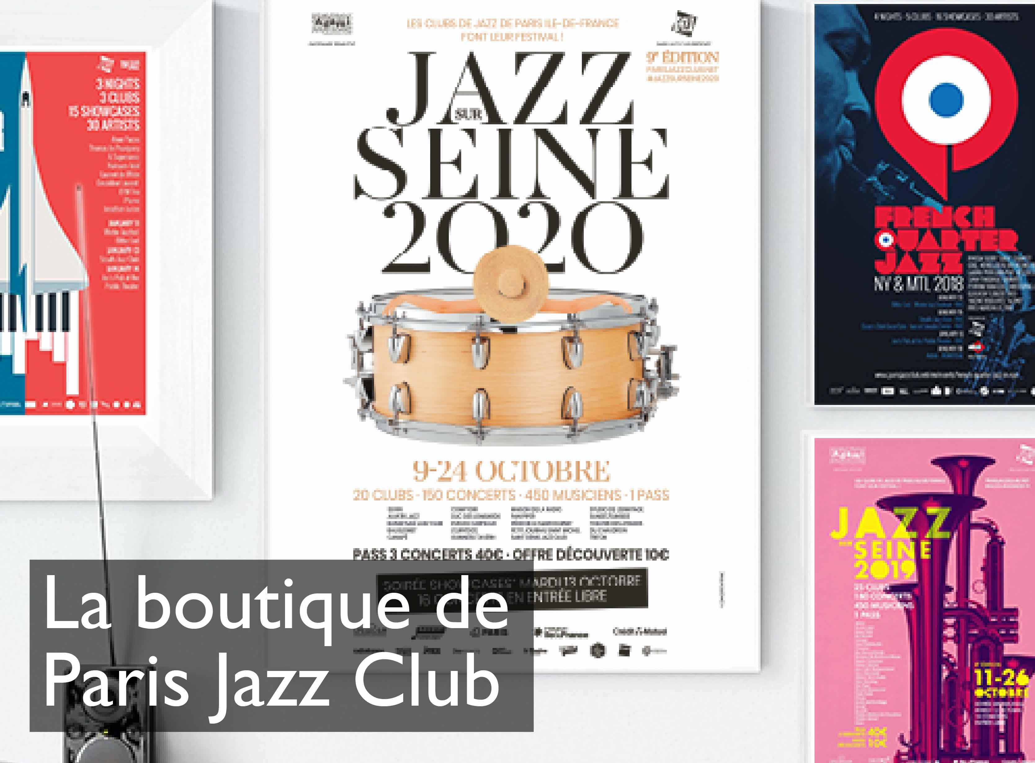 La Boutique de Paris Jazz Club